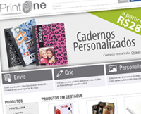 Web to Print - Loja Virtual